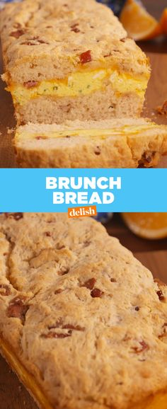 Brunch Lovers: You NEED To Try This Bread