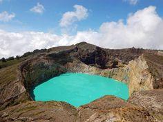 Krátertó Indonézia