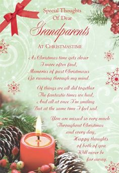 Missing My Grandparents At Christmas Pictures, Photos, and Images for Facebook, Tumblr, Pinterest, and Twitter