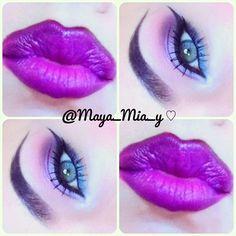 Another Fall look #maccosmetics #makeupaddict  #makeuplovers  #makeupobsessed  #fashionfacts  #eyemakeup #greeneyes #smokeyeye