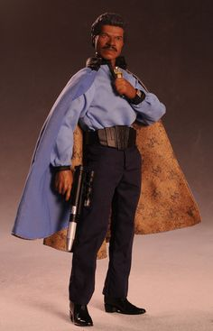 Review and photos of Sideshow Star Wars Lando Calrissian 1/6th ...