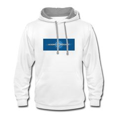 ACADEMY OF INNER LIGHT Fruit Of The Loom, Hoodies, Sweatshirts, Me As A Girlfriend, Fashion Details, Cool Shirts, Fabric Weights, Fashion Forward, Contrast