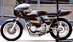Rickman Kawasaki Z-1 A very nice 903 Cafe Racer