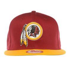 JD Sports - New Era NFL Washington Redskins 9FIFTY Snapback Cap