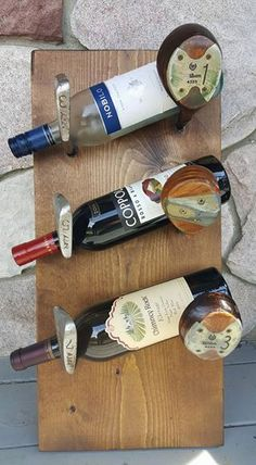 Golf Club Wine Rack Wooden Wine Rack by TheBlueBarnStore on Etsy Shop for the best in Golf Push Carts and More at  http://bestgolfpushcarts.net/product-category/golf-push-carts/bag-boy/