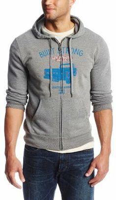 Levi's Men's Charlie Zip Front Fleece