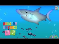 Ocean shark fish theme fun on pinterest fish crafts for Baby fish song