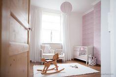 La chambre bébé d'Anna