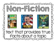 Genre Posters (w/ pictures!) SUPER set of 16 Third Grade Writing, First Grade Reading, Math Workshop, Readers Workshop, Fiction Vs Nonfiction, Teaching Reading, Teaching Ideas, Guided Reading, Genre Posters