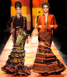 haute couture gypsy skirt - Google Search