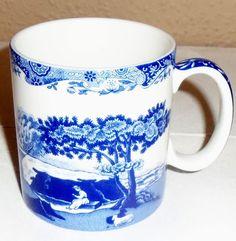 Spode Blue Italian Mug 783931533174 - 25IBL606 #Spode