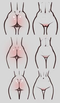 #ass #ksenobayt #drawing #hips #butt #women #girl #girlbody #body #anatomy