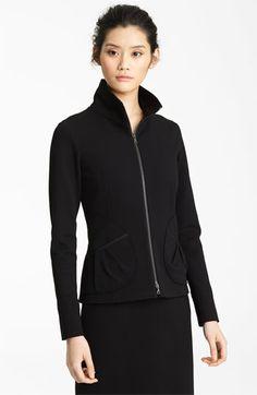 Lida Baday Knit Jacket available at #Nordstrom