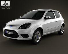 Ford Ka Brazil 2012