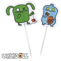 Uglydoll Cupcake Picks