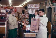 IGA — Elkton, MI, 1958 | by ElectroSpark