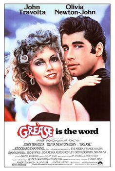 """""""Grease""""                                                             Movies by Genre Posters at AllPosters.com"""