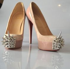 Spike Louboutin, so fierce.