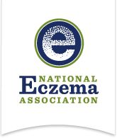 Babies with Eczema - avoid steroids and soaps when possible and always keep babies skin lubed with creams and ointments to prevent flare ups.