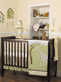 baby giraffe nursery