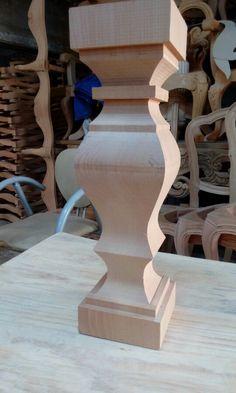 Wood Furniture Legs, Bedroom Furniture Design, Painted Furniture, Wood Entry Doors, Wood Carving Designs, Dining Table Legs, Luxury Dining Room, Wood Creations, Furniture Making