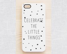Quote iPhone 5 case quote iPhone 5S case hipster by AnotherCase