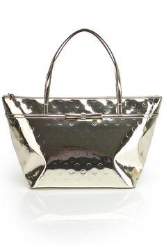 Kate Spade Camellia Street Sophie Handbag in Gold - Beyond the Rack
