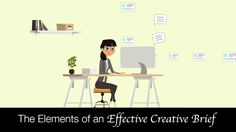 The Creative Brief Template: The Elements of an Effective Brief
