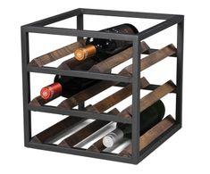 Serralheria Via Firenze ( Wine Furniture, Steel Furniture, Industrial Furniture, Metal Projects, Welding Projects, Wood Bar Table, Rustic Wine Racks, Design Industrial, Wine And Liquor