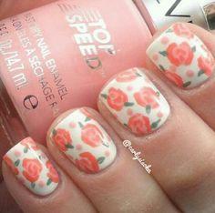 Spring Nail Art Designs   Spring Nail Designs