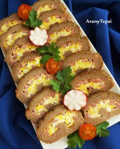 Meat Recipes, Low Carb Recipes, Dinner Recipes, Hungarian Recipes, Healthy Cooking, Main Dishes, Appetizers, Food And Drink, Favorite Recipes