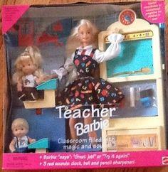 Teacher Barbie 1995