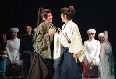 宝塚星組「桜華に舞え」が東京へ、ラスト公演で「男役・北翔海莉を極めたい」 - ステージナタリー