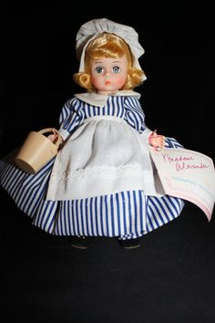 VINTAGE Madame Alexander Little Maid