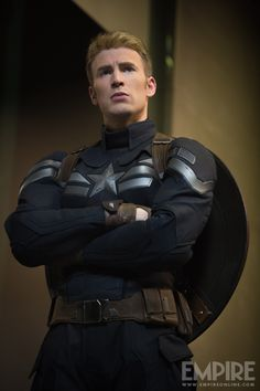 CAPTAIN AMERICA: THE WINTER SOLIDER - Four New Photos