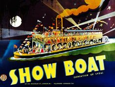 'Show Boat' (1936) ...
