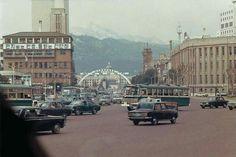 Seoul: Taepyeong-ro, 1973년 태평로