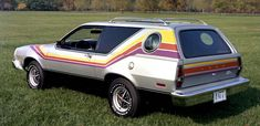 Ford Pinto Cruising Wagon, A special edition version of the Pinto estate with portholes Ford Pinto, Ford Lincoln Mercury, Car Ford, Ford Trucks, Auto Ford, Lifted Trucks, Weird Cars, Cool Cars, Ford Taurus Sho