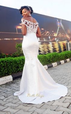Bride S 2nd Dress By Christie Brown Ghana Sophia Joseph Lagos Wedding Photonimi