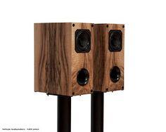 Solfegio loudspeakers regálovky - hifi a highend - Best Loudspeakers, Outdoor Decor, House, Home Decor, Decoration Home, Home, Room Decor, Home Interior Design, Homes