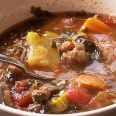 Award Winning Zucchini Soup Recipe