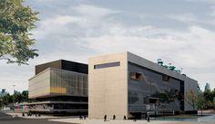 UNA Arquitetos - Projeto SESC/ SENAC Parque D. Pedro.