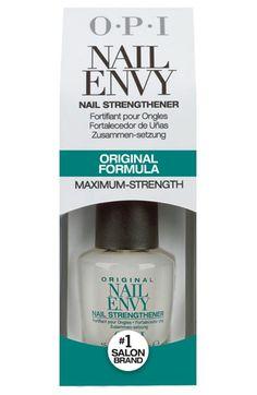 18 Best Nail Strengthers & Nail Growth Vitamins: How To Make Nails Grow Fast - Nagelpilz Make Nails Grow, Grow Nails Faster, Nail Growth Tips, Best Nail Spa, Opi Nail Envy, Damaged Nails, Nail Length, Strong Nails, Healthy Nails