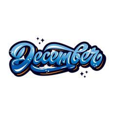 lettering 2015 on Behance