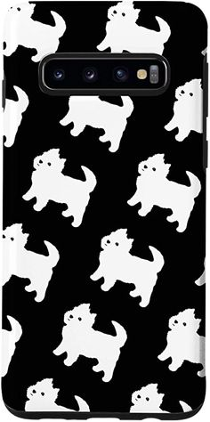 Amazon.com: Galaxy S10 West Highland Terrier Westies Case