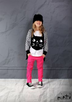 #kids #fashion #cute #look #stylish #girls #cool #style dots BE SPOTTED