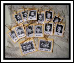 Lasička - Tvoření pro radost - Fotoalbum - 09 Zimní, adventní a vánoční inspirace - Vánoční a novoroční přání, jmenovky na dárky - 45 Jmenovky na dárky 2010