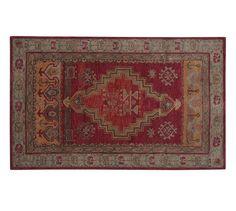Arlington Persian-Style Rug | Pottery Barn 8x10 $764