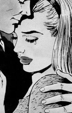 Comic Kunst, Cartoon Kunst, Cartoon Art, Comic Art, Girl Cartoon, Vintage Pop Art, Retro Art, Pop Art Girl Crying, Retro Kunst