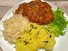 Marynowane kotlety schabowe - Blog z apetytem Kitchen Cheat Sheets, Poultry, Risotto, Mashed Potatoes, Food And Drink, Grains, Rice, Chicken, Dinner